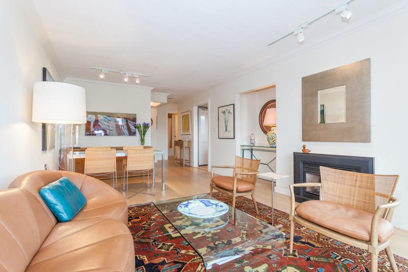 SOLD! 1838 Nelson Street #804 – 1 Bedroom Suite – $570,000   Marie ...
